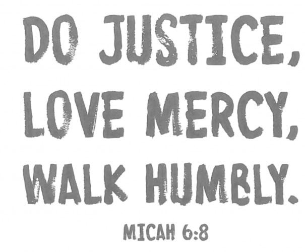 Micah 6:8 racial justice at St. James Wichita