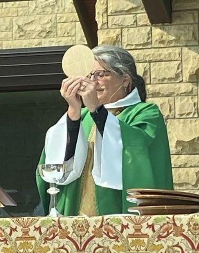 Communion Mother Dawn