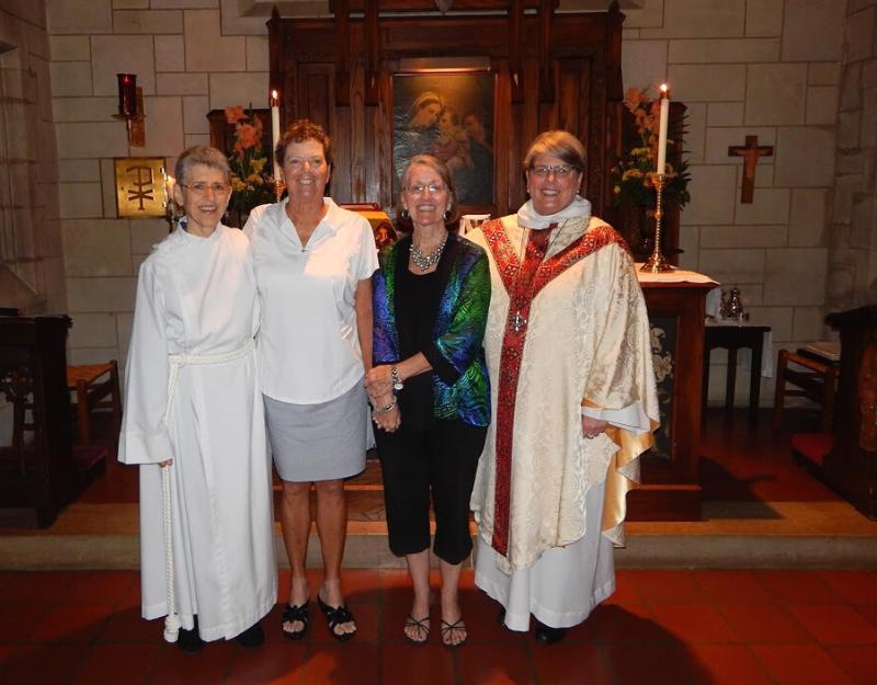 Marriage at St. James Wichita