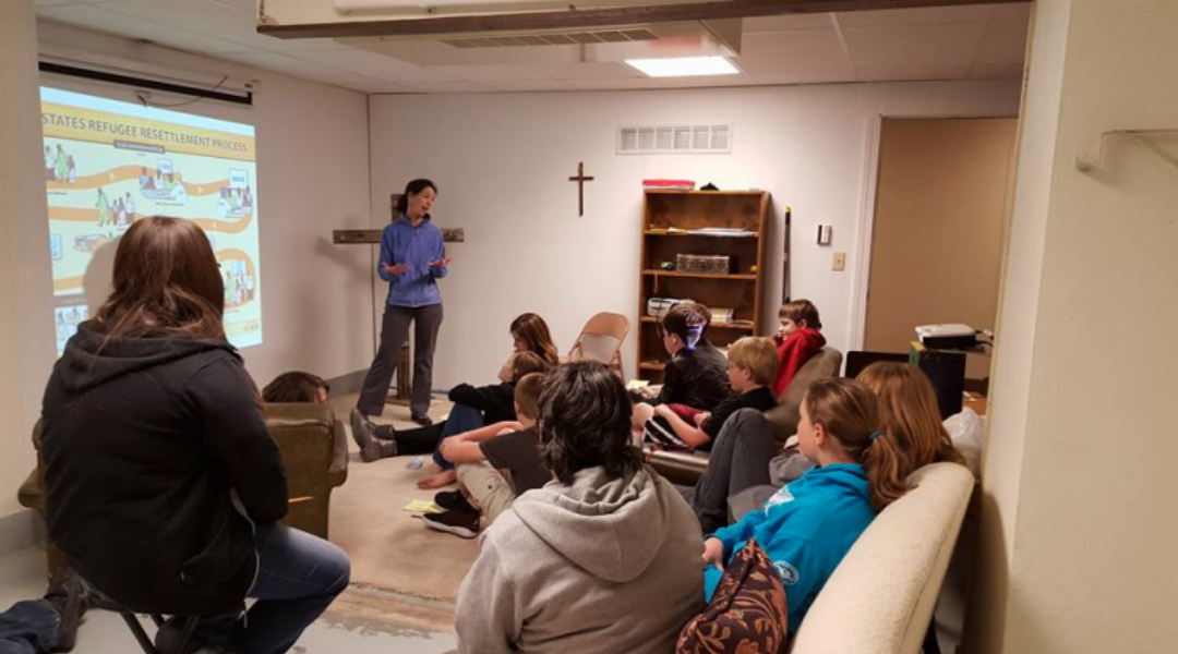 Youth Formation St. James Wichita