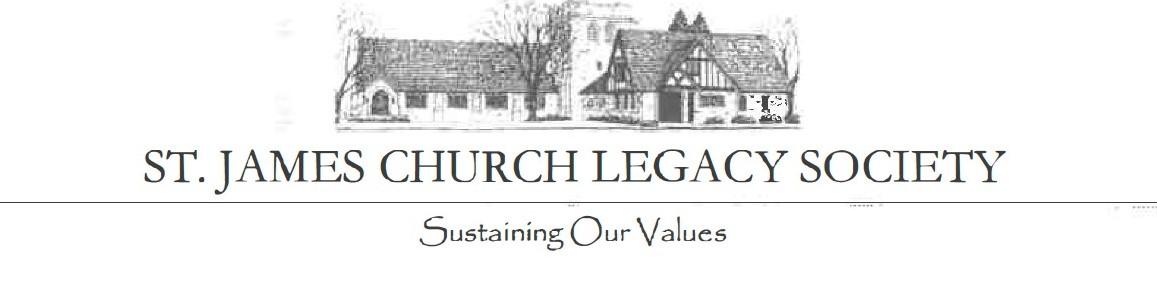 St James Legacy Society
